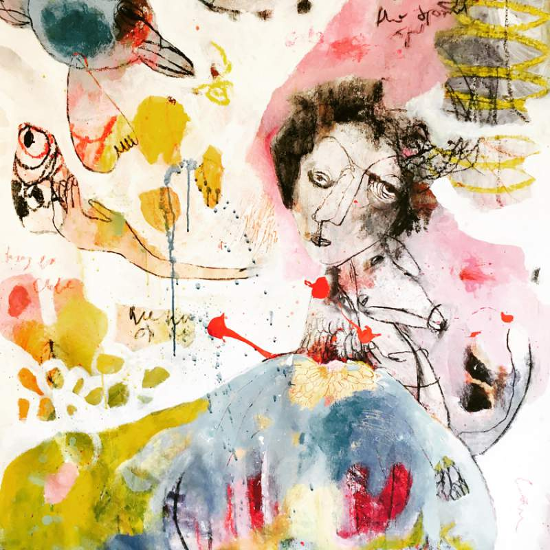 Konstverk av Marie Gerhardsdotter Bloemer ska visas här