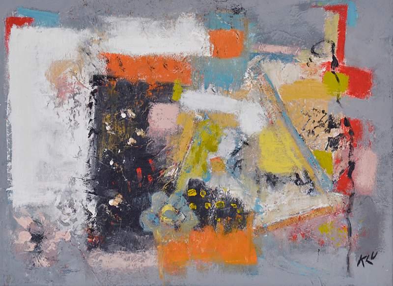 Konstverk av Kerstin Lundin ska visas här