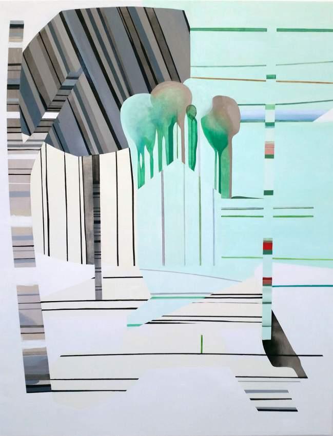 Konstverk av Hillevi Berglund ska visas här