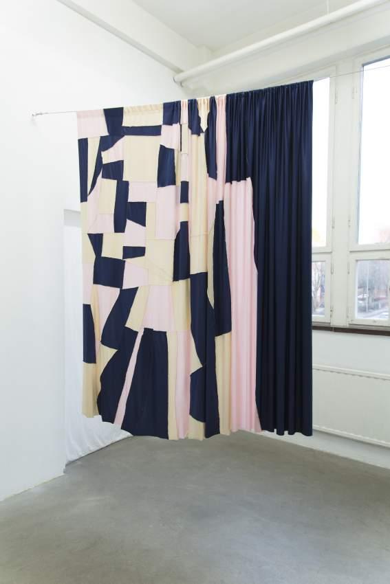 Konstverk av Ann-Catrin Olsson ska visas här
